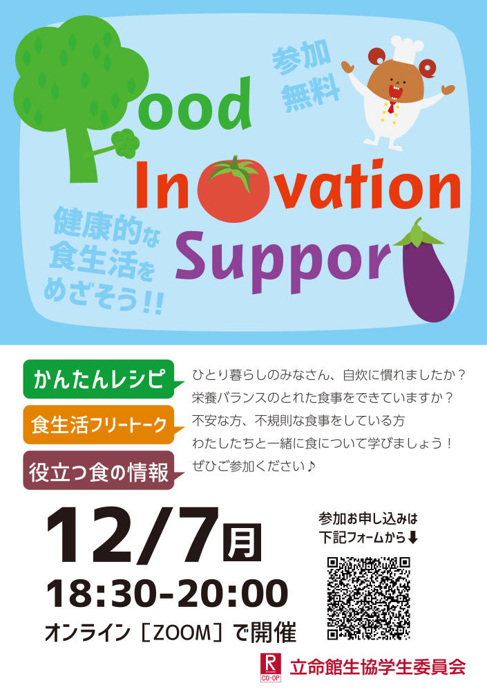 Food Inovation Support